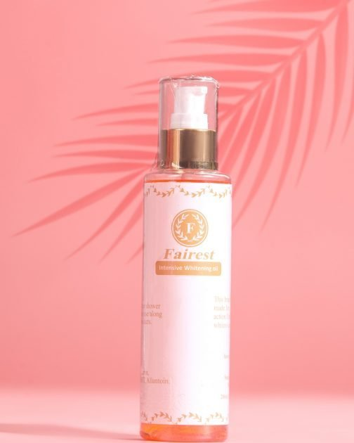 Fairest Intensive Whitening Body Oil
