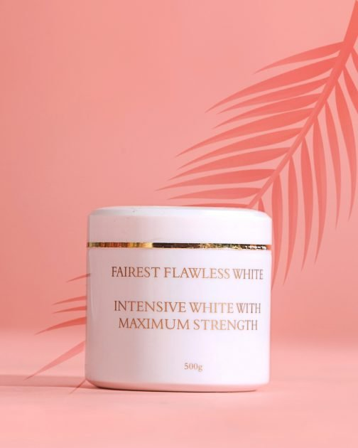 Fairest Intensive with Maximum Strength (not for sensitive skin)