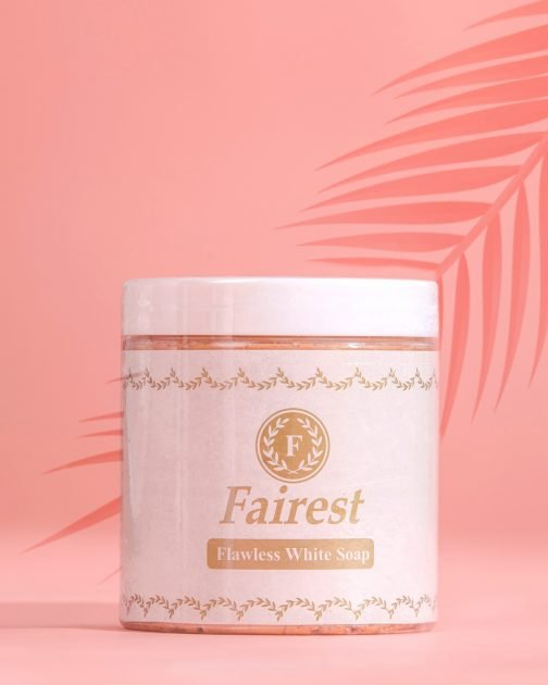 Fairest Flawless White Soap