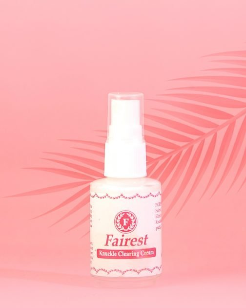 Fairest Knuckle Clearing Cream with Shea Butter
